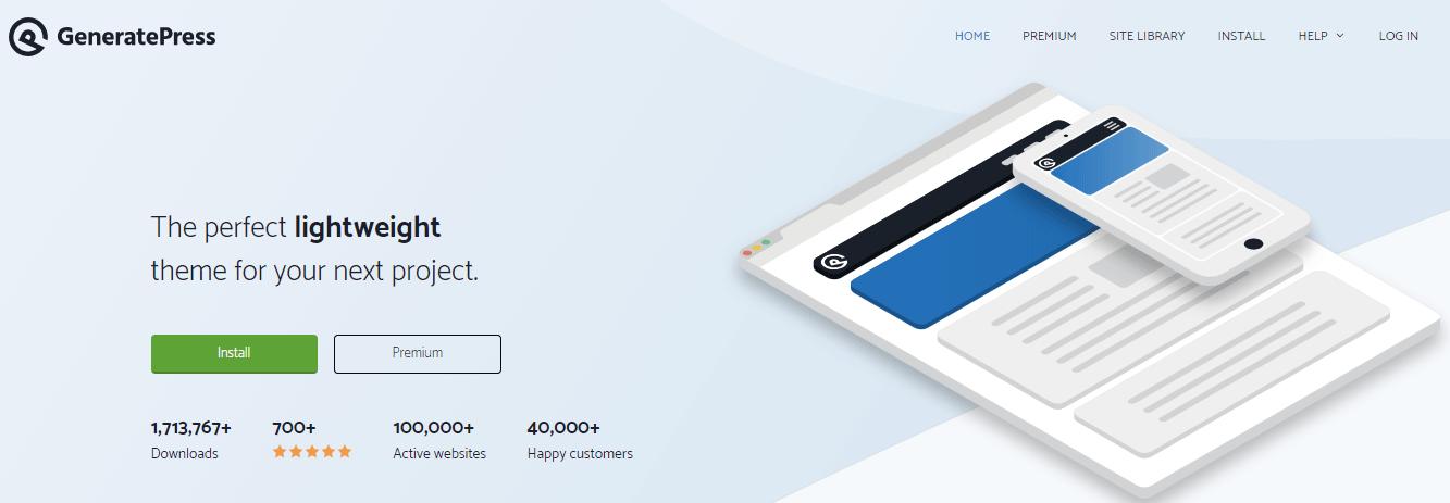GeneratePress-Intro