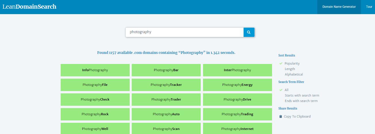 LeanDomainSearch