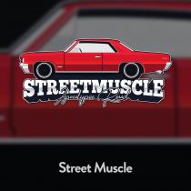 Street Muscle Logo