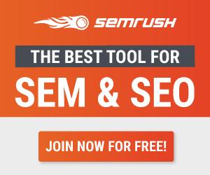 SEMRush Banner