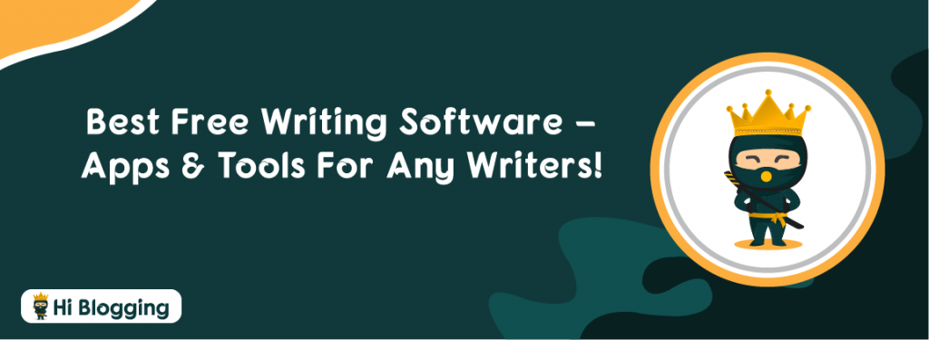 best free writing software