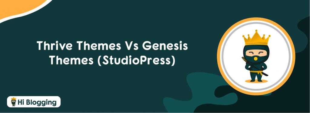 Thrive Themes Vs Genesis