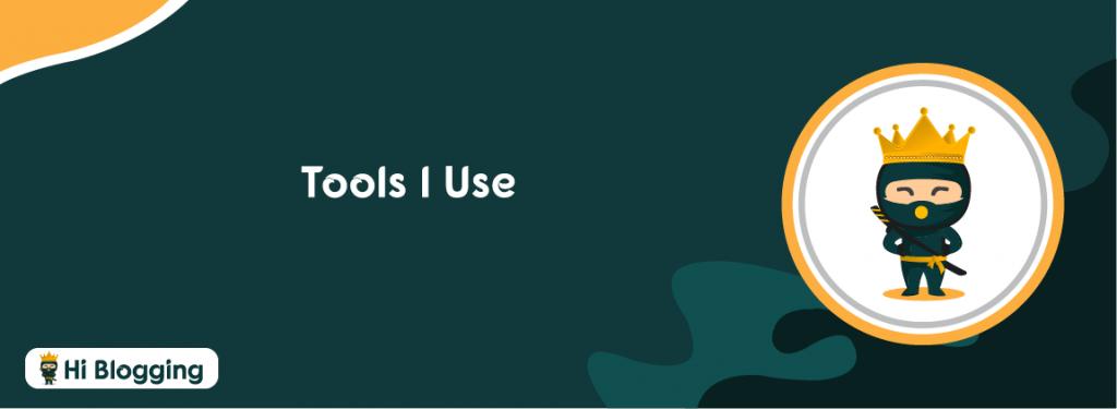 Tools-I-Use